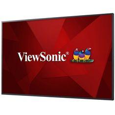 "Viewsonic CDE5010 LCD monitor, 50"", zvučnici, 4K, LED"