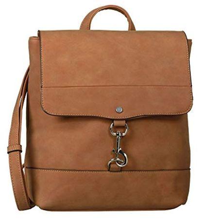 Tom Tailor dámský batoh Fria Backpack hnědá