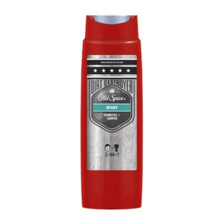Sport (Shower Gel + Shampoo) do ciała i włosów (Shower Gel + Shampoo) 250 ml