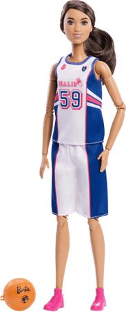 Mattel Barbie V gibanju – košarkašica