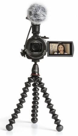 Sony Handycam FDR-AX53 Vlogging Kit