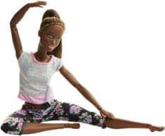 Mattel Barbie V gibanju, temnopolta