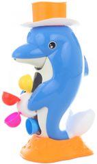 Lamps Delfín na vodu - mlynček