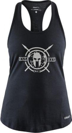 Craft Spartan Černá XL