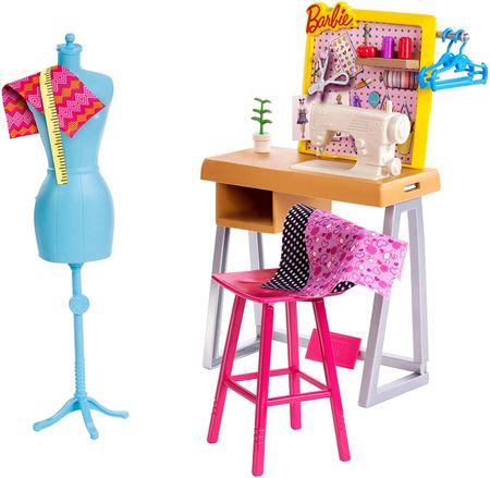 Mattel Barbie tökéletes munkahely - Varroda