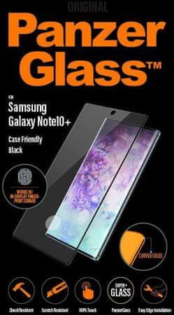 PanzerGlass Panzerglass Samsung Galaxy Note 10+ CF, črn