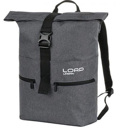Loap Batoh Wernicke Black / Gray BD18173-V20T