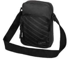 Loap Crossbody taška Gyro Black / Black BA19200-V15V