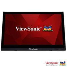 """Viewsonic TD1630-3 monitor na dodir, 16"""", TN, zvučnici"""