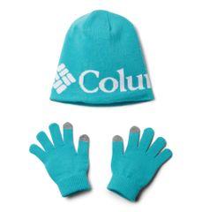 COLUMBIA zestaw dziecięcy czapka i rękawiczki