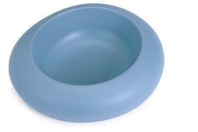 IMAC designerska miska dla psa, tworzywo 600 ml, niebieska