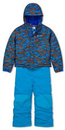 Columbia chlapecký Buga set 104 modrá