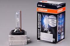 Osram výbojka xenonová D1S 85V 35W PK32d-2 NIGHT BREAKER UNLIMITED o 70% víc