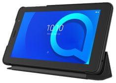 Alcatel etui 1T 7 WiFi Stand Flip Case SC8067-3AALEU1, czarne