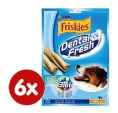 Friskies dodatak DentalFresh 3 u 1 S, 6 x 110 g