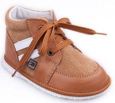 RAK Chlapčenské kožené topánočky Matilda 0300-1