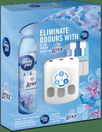 Ambi Pur osvežilec zraka Spring Awakening 3 Volution + Spray, 300 ml