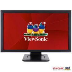 "Viewsonic TD2421 monitor na dodir, 59,94cm (23,6""), LCD LED"