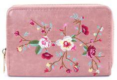 Art of Polo Portfel damski tr19380.1 Pink