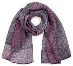 Art of Polo Dámsky šál sz18601.1 Light Grey, Pink