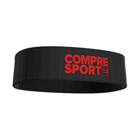 Compressport Free Belt pas, črn, XS/S