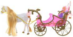 Lamps konj s kočijo