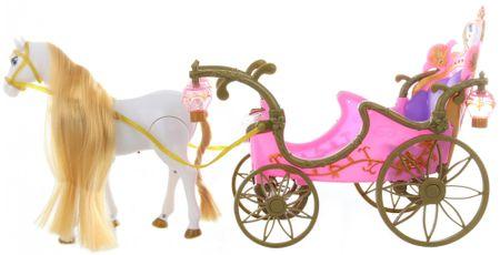Lamps Kůň s kočárem