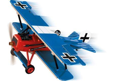 Cobi letalo 2978 SMALL ARMY Great War Fokker D. VII