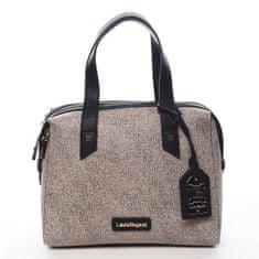 Laura Biagiotti Luxusní dámský kufřík Alix Laura Biagiotti černá