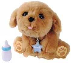 Cobi Little Live Pets Moje vysněné štěňátko Snuggles