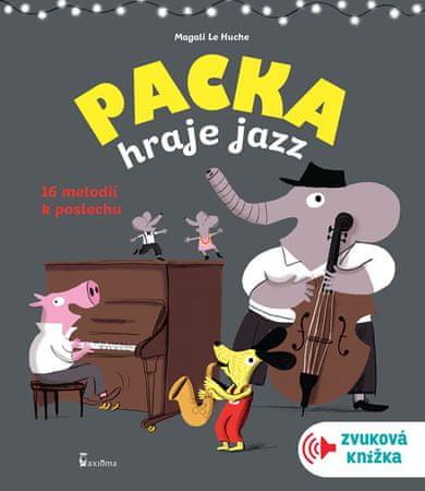 Packa hraje jazz - zvuková knížka