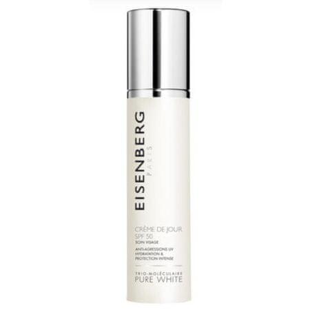Eisenberg Denní krém SPF 50 Pure White (Day Cream) 50 ml