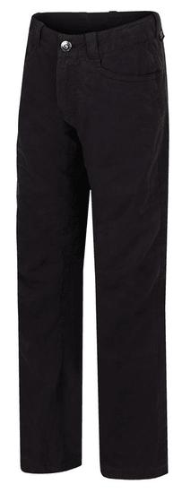 Hannah dětské kalhoty Winston 128 černá