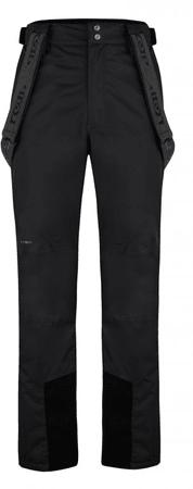Loap męskie spodnie narciarskie Fossi czarne L