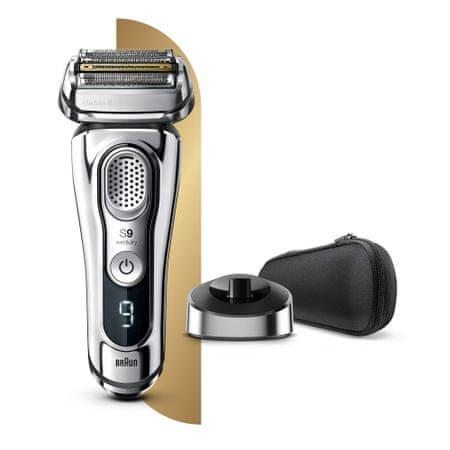 Braun Series 9 - 9355s brijač, krom