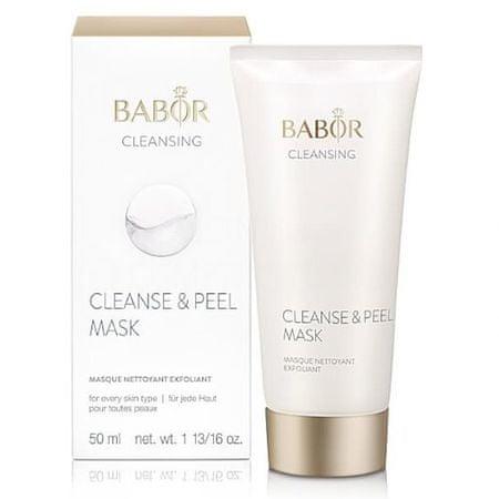 Tisztító éspeeling maszk minden bőrtípusra Cleansing (Cleanse & Peel Mask) 50 ml