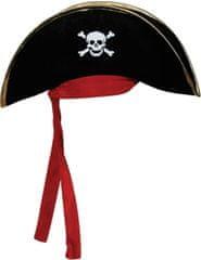 Wicked Pirátský klobouk pirátský kapitán