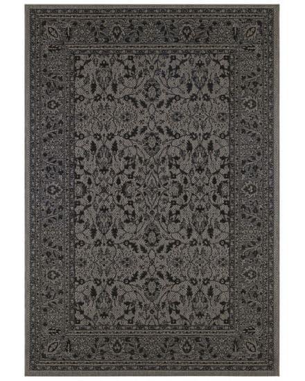 Bougari Kusový koberec Jaffa 103882 Grey/Anthracite 140x200