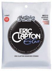 Martin Eric Clapton 92/8 Phosphor Bronze Light Kovové struny na akustickú gitaru