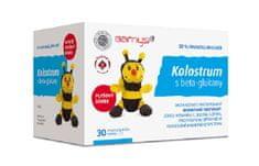 Barny's Kolostrum s beta-glukany 30 tablet + dárek