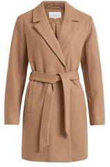 VILA Női kabát VILUS JACKET-NOOS Dust y Camel