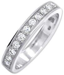 Brilio Silver Srebrni prstan s kristali 426 001 00299 04 srebro 925/1000