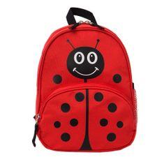 Madisson Dětský batoh s motivem berušky C82401