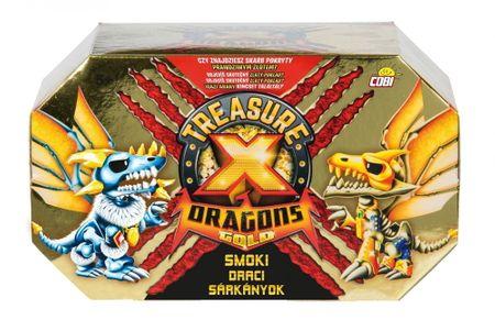 Cobi Treasure X sárkány kincse