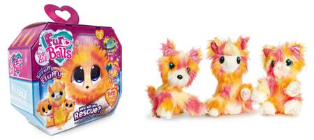 TM Toys Fur Balls Tajemnicze Zwierzątko Tutti Frutti