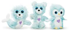 TM Toys Fur Balls igrača Snežna kepica