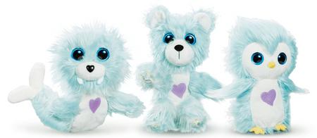 TM Toys Fur Balls Śnieżne zwierzątka