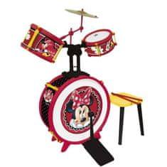 Disney dětské bubny se stoličkou