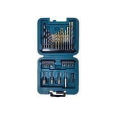 Makita 34-dijelni komplet za bušenje i odvijanje B-68498