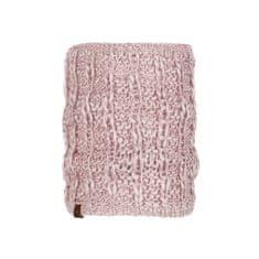 BUFF Comfort Liv neckwarmer, pleteni, koraljno ružičasti